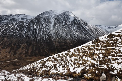 Cairn Toul from the Tailors burn