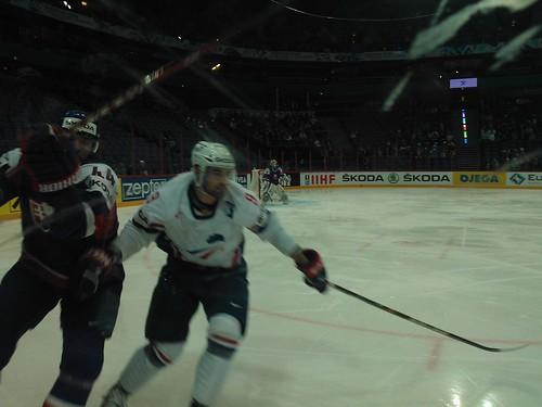 France - Slovakia @ Ice Hockey World Championships