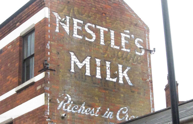 A Ghost Sign Within A Ghost Sign