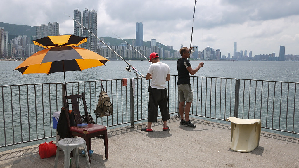 Yau Tong Fishermen