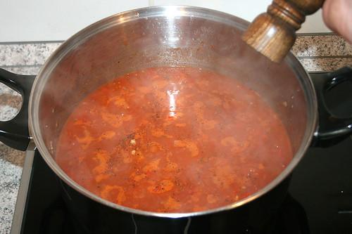 27 - Aufkochen & würzen / boil up & taste