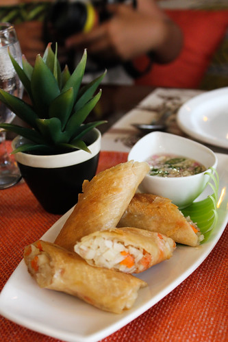 Fried Lumpia at Ranchero