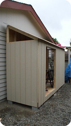 Shed Progress 0520