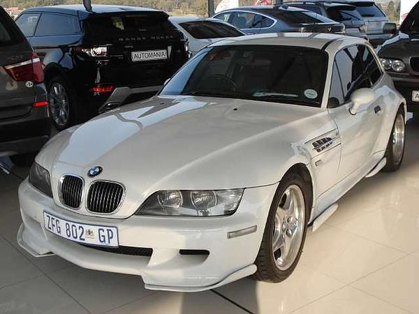 2000 M Coupe | Alpine White | Black | Hamann | Ac Schnitzer