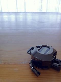 標準カメラアプリ黒潰れ側