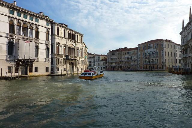 005 - Entrando en Venecia