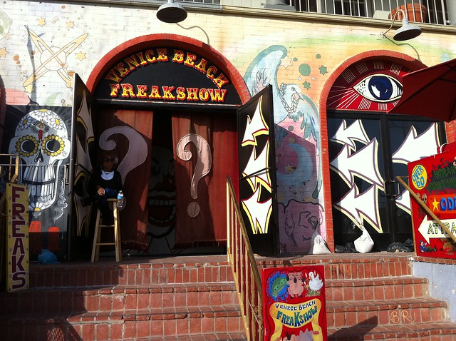 The Freak Show @ Venice Beach