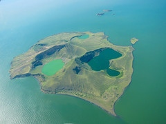 Lake Turkana Central Island