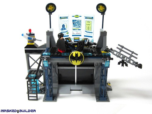 Review: 6860 The Batcave - LEGO Licensed - Eurobricks Forums