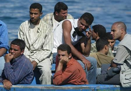 Siracusa, dopo due giorni riprendono gli sbarchi di immigrati$