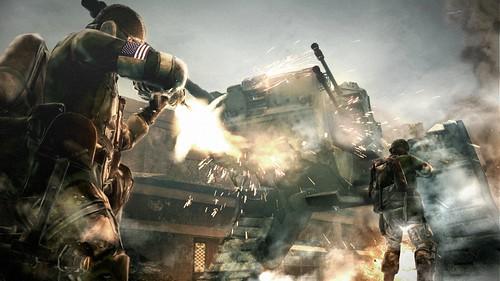 Capcom's Steel Battallion: Heavy Armor Demo Now out on XBL