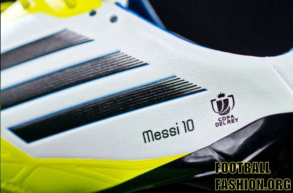 Lionel Messi 2012 Cleats