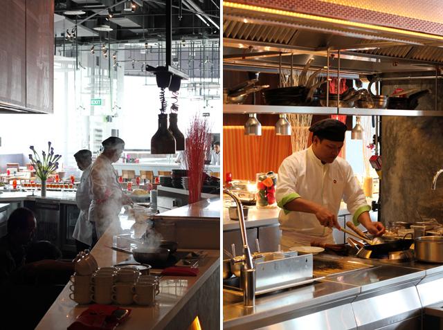 Crave International Lunch Buffet at Aloft Hotel, Bangkok, Thailand