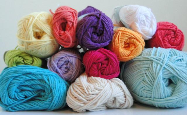 granny sampler colors