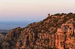 Desert View Overlook from Navajo Point
