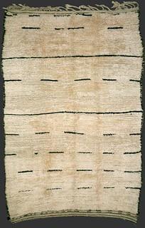 tapis de Beni Ouarain