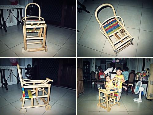 junk not bamboo pushchair native stroller
