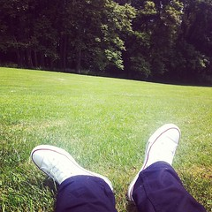 #grass #converse #chilling #isere