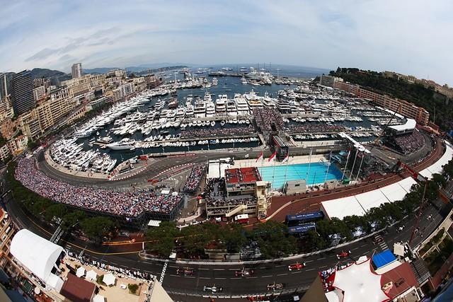 F1 Mônaco 2012 - Circuito