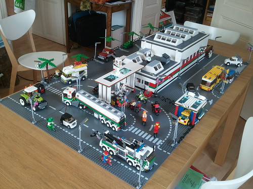Afficher le sujet garage et station service 2 me version for Garage auto city cadaujac