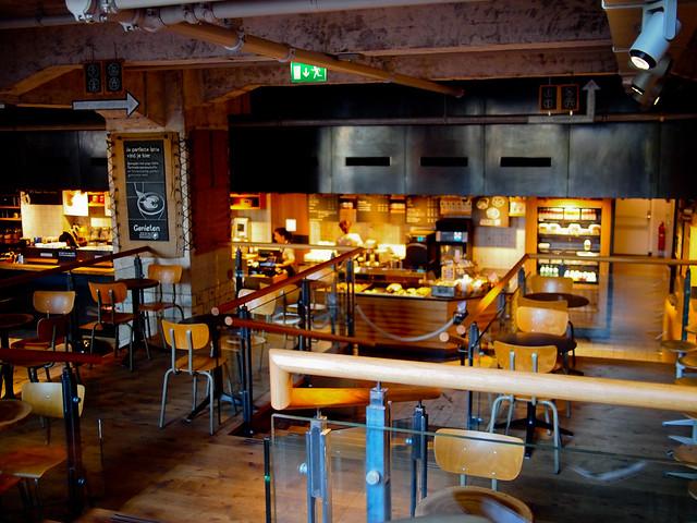 Starbucks Amsterdam-8