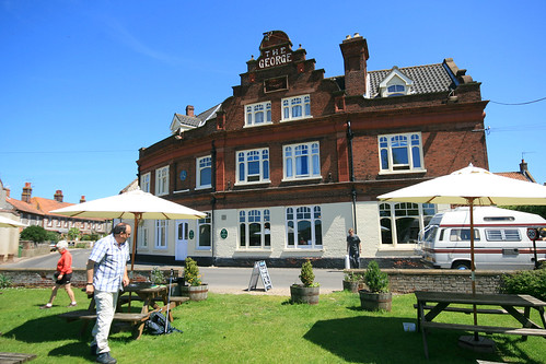 The George Hotel, Cley-Next-the-Sea