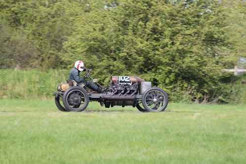 Darraq Special - VSCC Curborough - 06 May 2012 by Rally Pix
