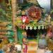 woodlandfairyvillage.com-fairy-house-tiki-upclosefront2 by Woodland Fairy Village