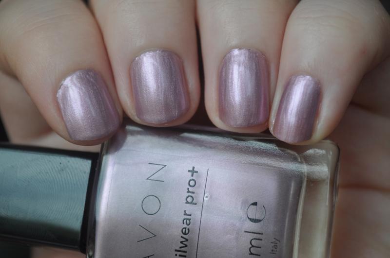 avon nailwear pro+ romance notd nail polish