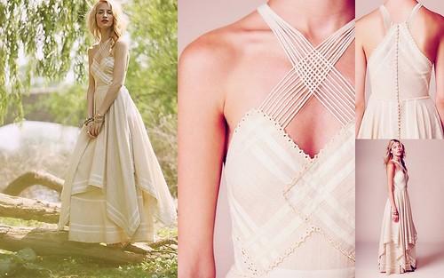 Jills limited edition white summer dress