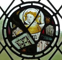 Blakeney, Church of St Nicholas, Norfolk - Medieval Stained Glass