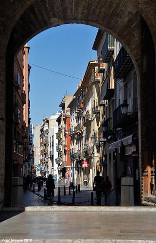 Torres de Quart - Valencia
