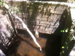 Olde Rope Mill Ruins - Gate