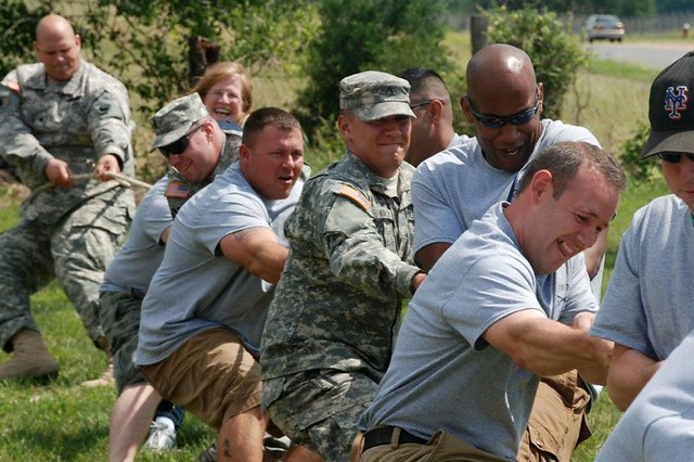 Virginia National Guard Community Service | Flickr - Photo ...