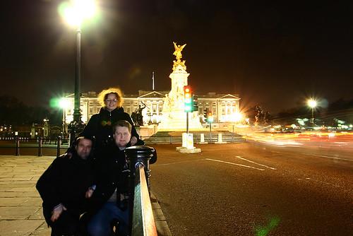 Лондон, Мемориал Виктории