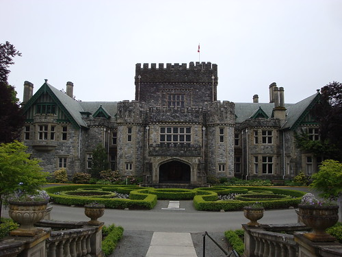 May 31 2012 - Hatley Castle