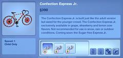 Confection Express Jr
