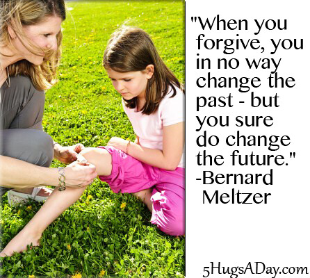 Changing The Future via @deborahinfo | 5HugsADay.com