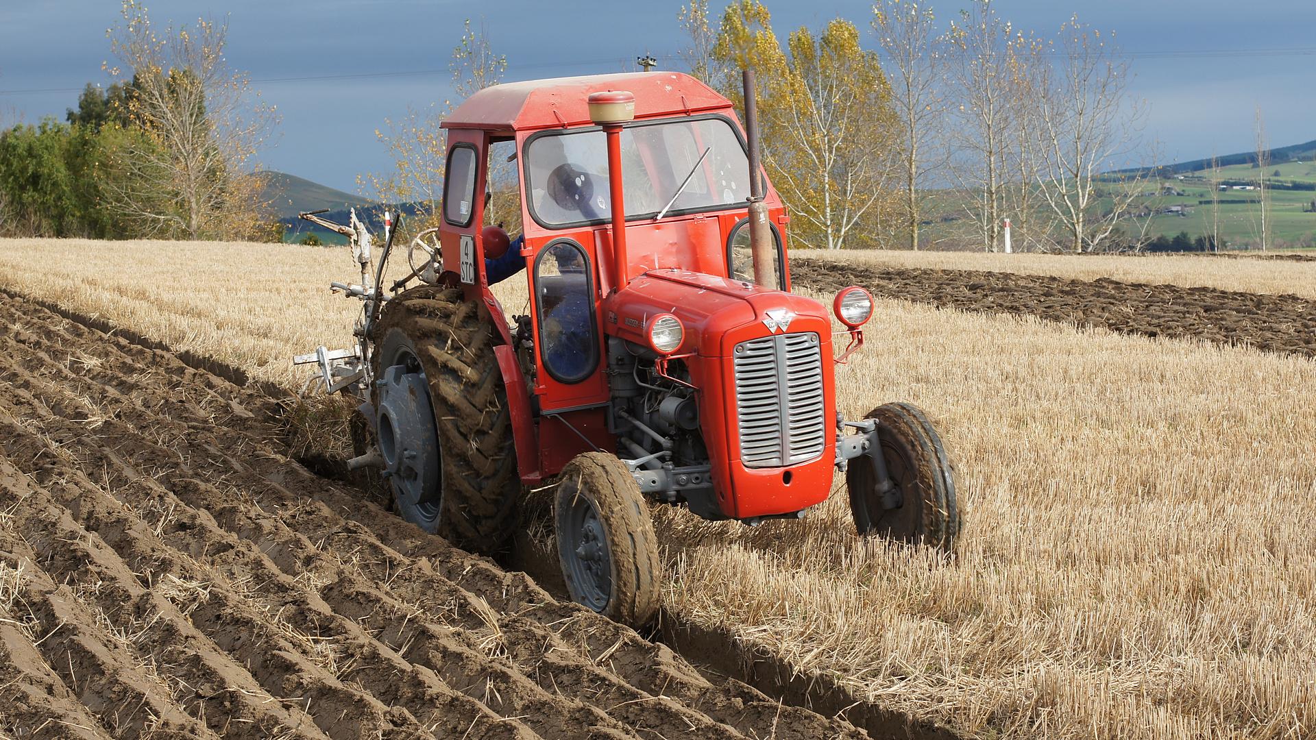 1961 Massey Ferguson 35 Diesel : Massey ferguson tractor a photo on flickriver