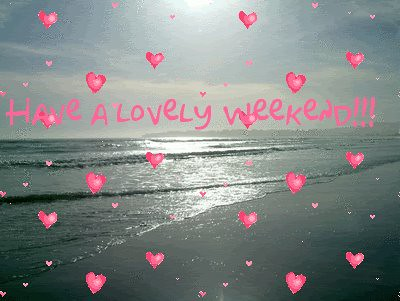 pink lovely weekend