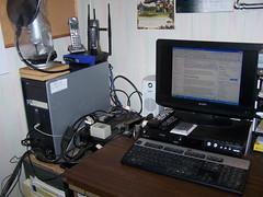 computer, desktop, office, technology
