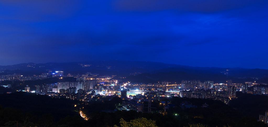 汐止大尖山夜景-DA 15mm