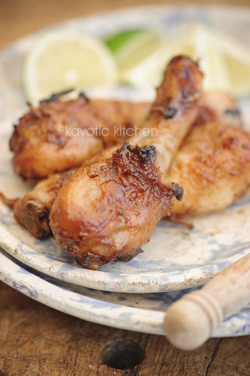 Kayotic Chicken Drumsticks