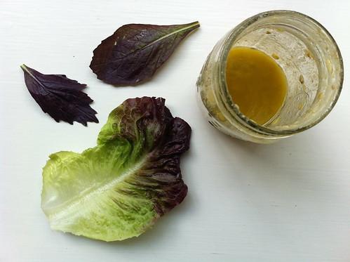 Salad makings