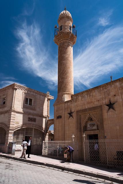 Mezquita a Mardin