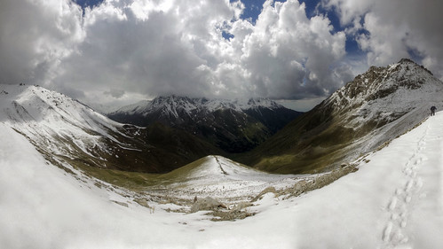 auto autostitch panorama snow mountains ice clouds landscape asia view stitch sony central shan alpha incredible kazakhstan region 77 slt almaty tien a77 trekker the4elements