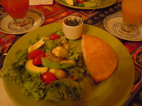 Dinner @ Quinoa & Amaranth, Bogota