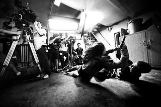 Action scene