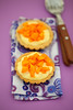 Thumbnail image for Eggless Custard Tarts With Mangoes Or Other Fruits