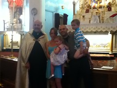 Baptism Day 6/16/2012